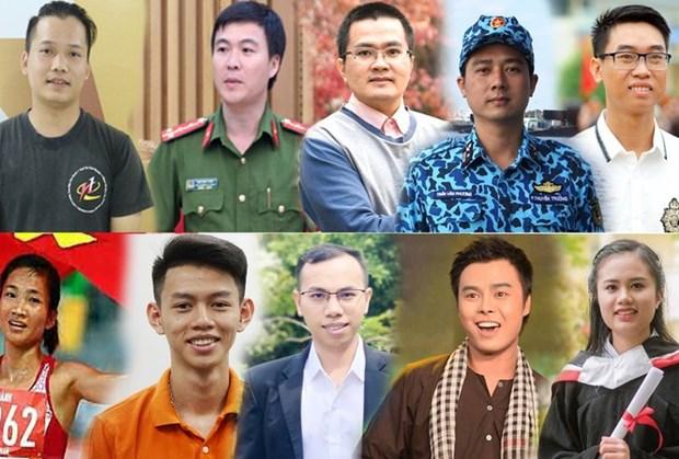 Dan a conocer a los 10 jovenes vietnamitas mas destacados de 2019 hinh anh 1