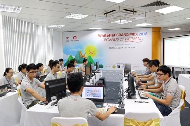 Posponen en Hanoi torneo internacional de seguridad cibernetica por COVID-19 hinh anh 1