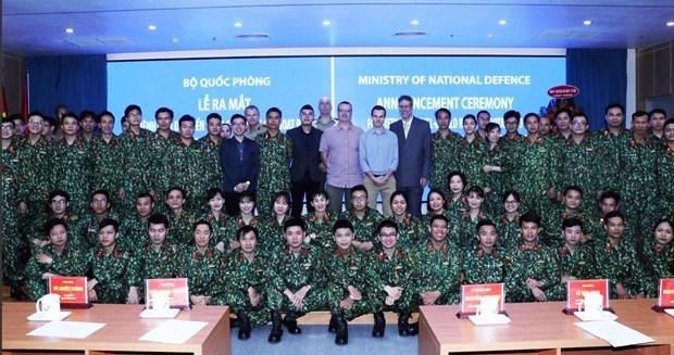 Asignan misiones para hospital de campana de segundo nivel en Vietnam hinh anh 1