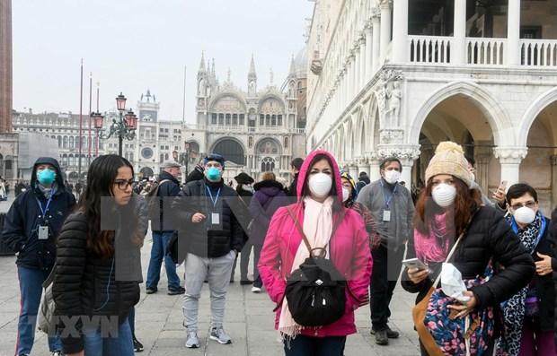 Ningun vietnamita se reporta entre los infectados por COVID-19 en Italia hinh anh 1