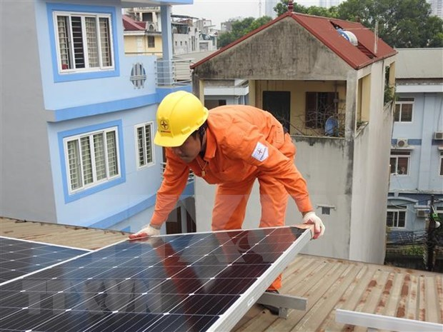 Vietnam pone en operacion mas de 24 mil proyectos de energia solar en techos hinh anh 1