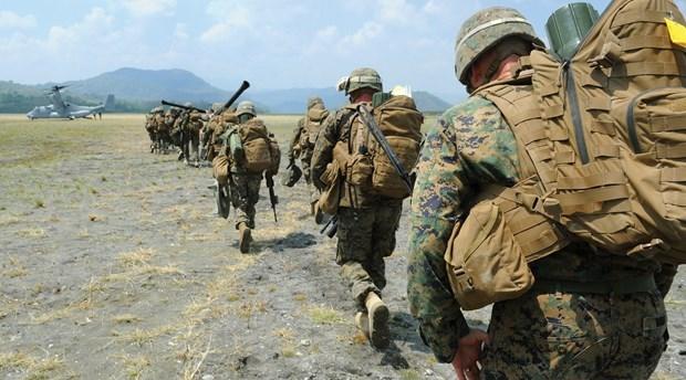 EE.UU. y Filipinas realizaran ejercicio conjunto en mayo segun lo previsto hinh anh 1