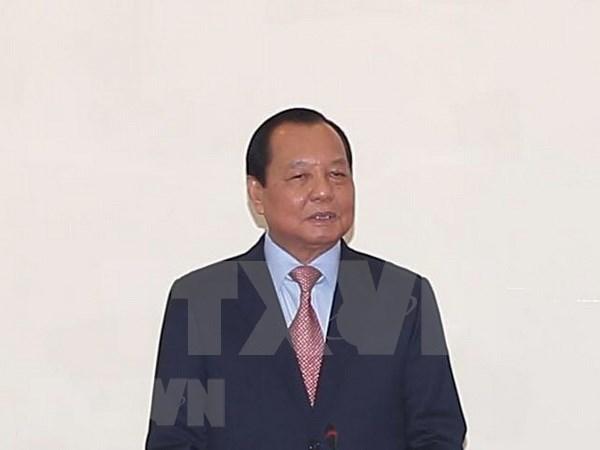 Proponen sancion disciplinaria a exdirigente partidista de Ciudad Ho Chi Minh hinh anh 1