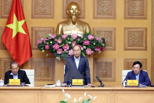 Primer ministro de Vietnam exige medidas mas drasticas contra coronavirus hinh anh 1