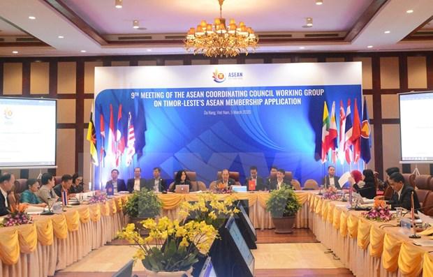 Consejo Coordinador de ASEAN evalua incorporacion de Timor Leste al bloque hinh anh 1
