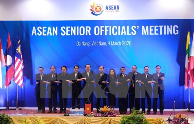 Emprenden debate sobre establecimiento de Vision de la ASEAN despues de 2025 hinh anh 1