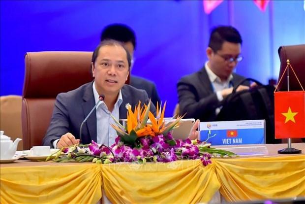 Arranca Vietnam preparativos para la 36 Cumbre de la ASEAN hinh anh 1