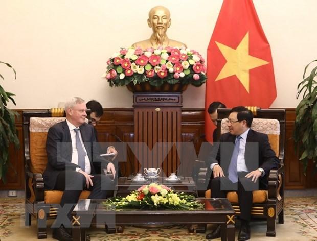 Vietnam y Rusia por intensificar asociacion estrategica integral en todos los sectores hinh anh 1