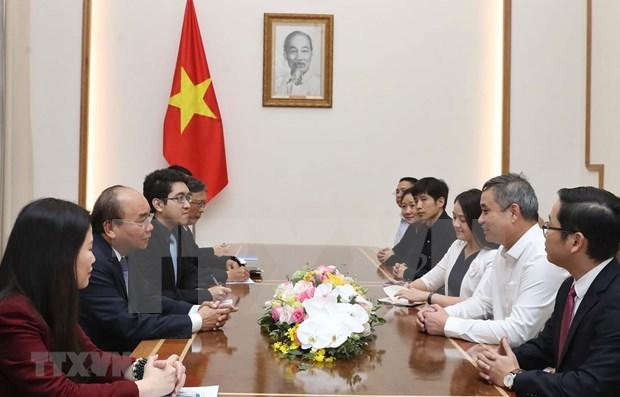 Agradece empresa china Texhong el apoyo de Vietnam a su produccion hinh anh 1