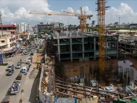 Suspende Camboya proyectos de capital estatal hinh anh 1