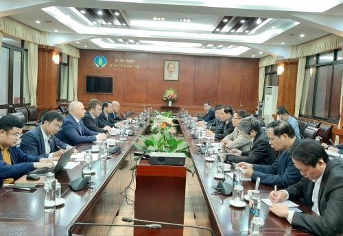 Vietnam interesado en aumentar importacion de carne de Rusia hinh anh 1