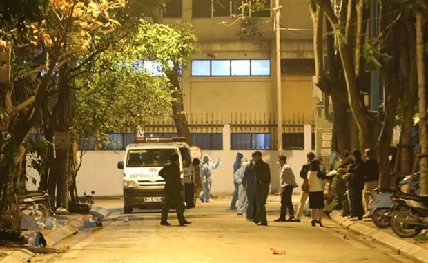 Autoridades sanitarias de Vietnam piden calma ante repunte de casos de COVID-19 hinh anh 1