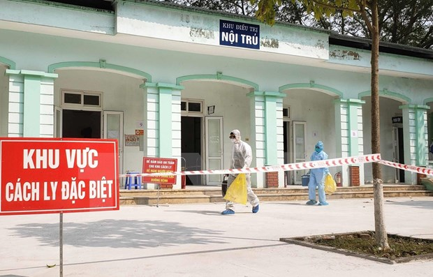 Decimoctavo caso de COVID-19 en Vietnam es repatriado de Daegu hinh anh 1