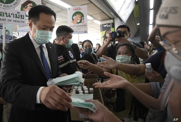 Adoptan paises sudeste asiaticos medidas drasticas contra COVID-19 hinh anh 1