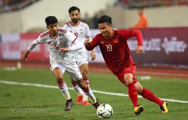 Suspenden partidos de Vietnam en eliminatoria asiatica de Copa Mundial 2022 hinh anh 1