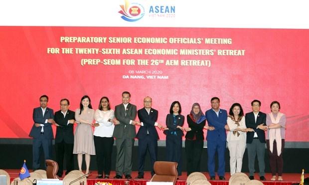 Debaten 13 prioridades de Vietnam para Ano Presidencial de ASEAN 2020 hinh anh 1