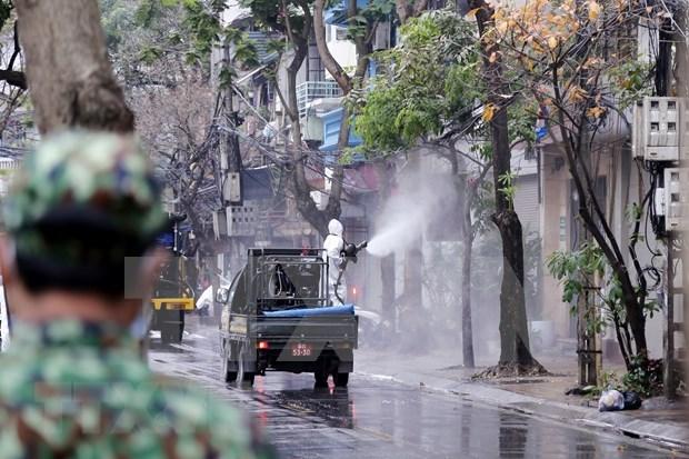 Hanoi extrema medidas para mitigar impactos de coronavirus hinh anh 1