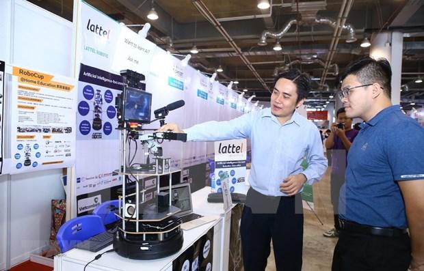 Empresas emergentes vietnamitas continuan atrayendo inversiones hinh anh 1