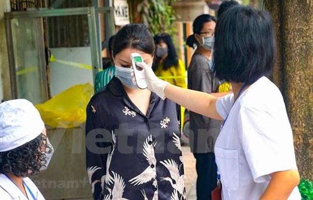Presenta Vietnam aplicaciones de declaracion medica personal hinh anh 1