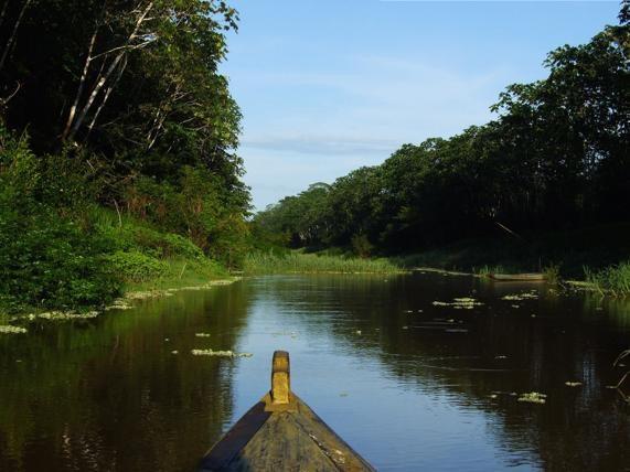 Ocho desaparecidos tras accidente fluvial en Indonesia hinh anh 1