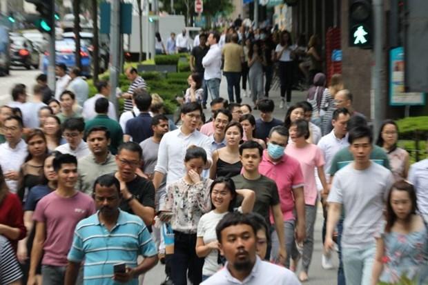 Lanzara Singapur segundo paquete crediticio de apoyo a empresas afectadas por el COVID-19 hinh anh 1