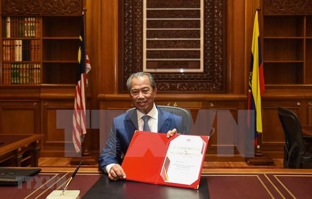 Anuncia nuevo primer ministro de Malasia conformacion del gabinete hinh anh 1