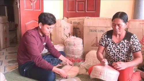 Provincia vietnamita de Thanh Hoa por preservar oficios tradicionales hinh anh 1