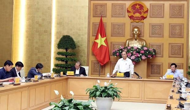 Epidemia de COVID-19 esta bajo control en Vietnam, afirma premier hinh anh 1