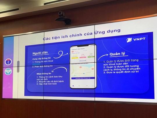 Lanzan aplicaciones de prevencion de COVID-19 y ayuda al aprendizaje en Vietnam hinh anh 1