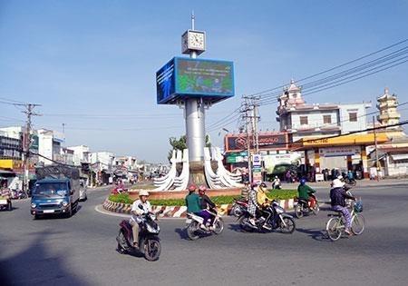 Provincia vietnamita prioriza movilizar ayuda extranjera para enfrentar cambio climatico hinh anh 1
