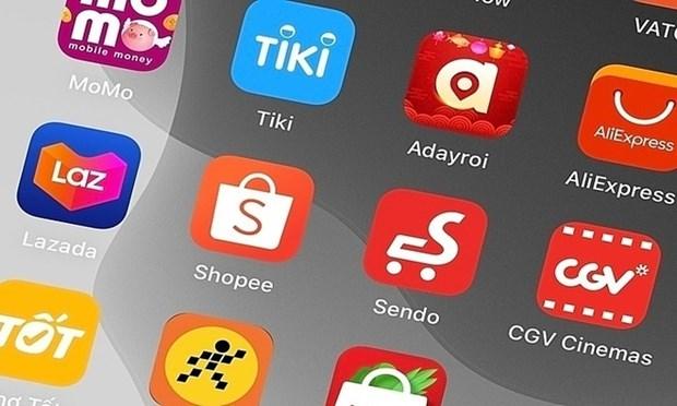 Superara comercio electronico de Vietnam los 17 mil millones de dolares en 2023 hinh anh 1