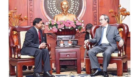 Fortalecen Vietnam y Sri Lanka cooperacion bilateral hinh anh 1