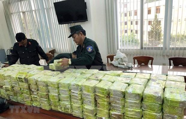 Paises sudesteasiaticos promueven cooperacion en lucha contra las drogas hinh anh 1