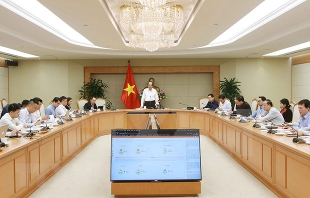 Lanzara Vietnam plataforma de informes gubernamentales hinh anh 1