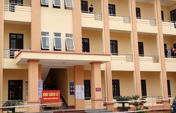 Suben a 38 casos de COVID-19 en Vietnam hinh anh 1