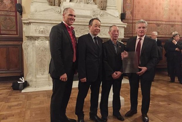 Nombra Vietnam a consul honorario en ciudad francesa de Marsella hinh anh 1