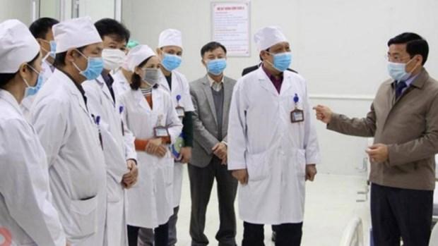 Provincia vietnamita de Bac Giang intensifica monitoreo de trabajadores extranjeros hinh anh 1