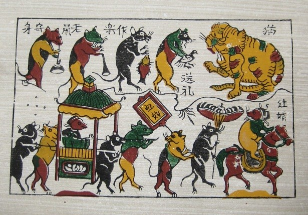 Aspira Vietnam a incluir el genero de pintura popular Dong Ho en lista de patrimonio hinh anh 1