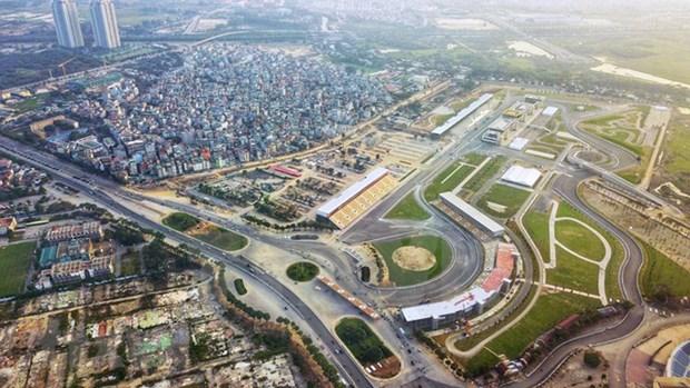 Hanoi planea cerrar varias rutas para carrera de Formula Uno hinh anh 1