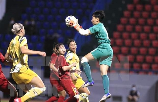 Vietnam pierde ante Australia en futbol femenino y se despide del sueno olimpico hinh anh 1