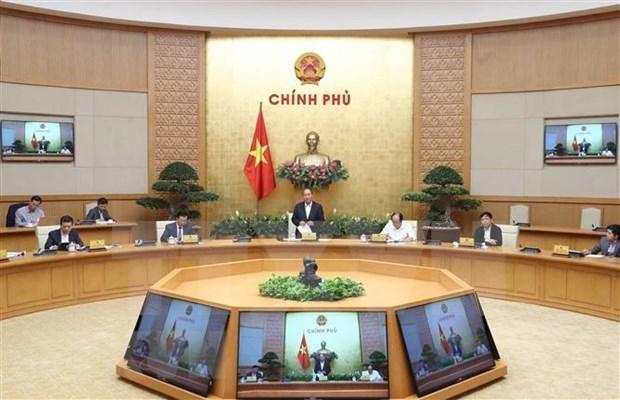 Gobierno de Vietnam reafirma respaldo a comunidad empresarial hinh anh 1