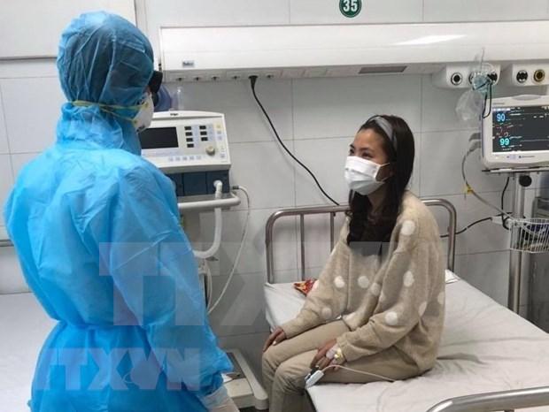 Pacientes de COVID-19 en Vietnam mantienen estado de salud estable hinh anh 1