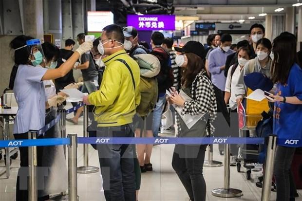 Cancela Tailandia exencion de visado para ciudadanos de 21 paises hinh anh 1