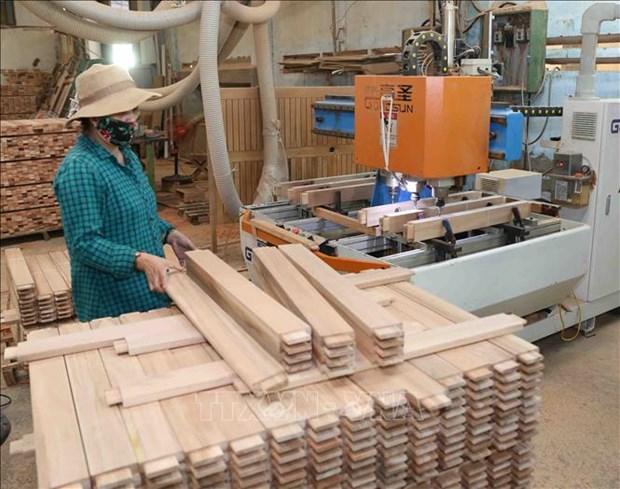 Reportan senales positivas para industria maderera de Vietnam en 2020 hinh anh 1