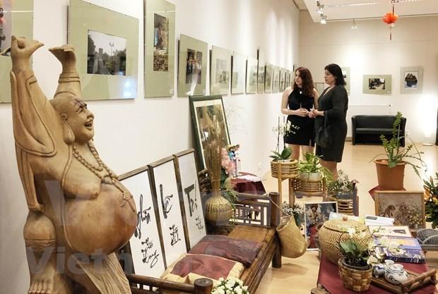 Exposicion en Hungria resalta la belleza de Vietnam hinh anh 1