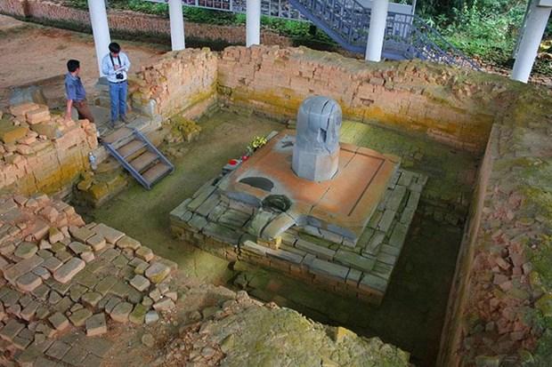 Excavan a gran escala en sitio vietnamita de reliquias de Cat Tien hinh anh 1