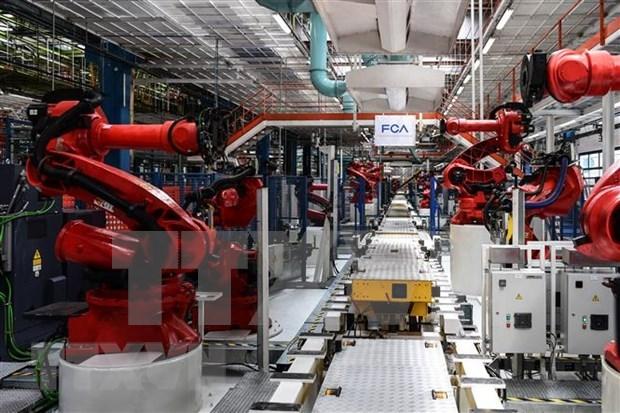 Tailandia aspira a convertirse en centro de vehiculos electricos de ASEAN hinh anh 1