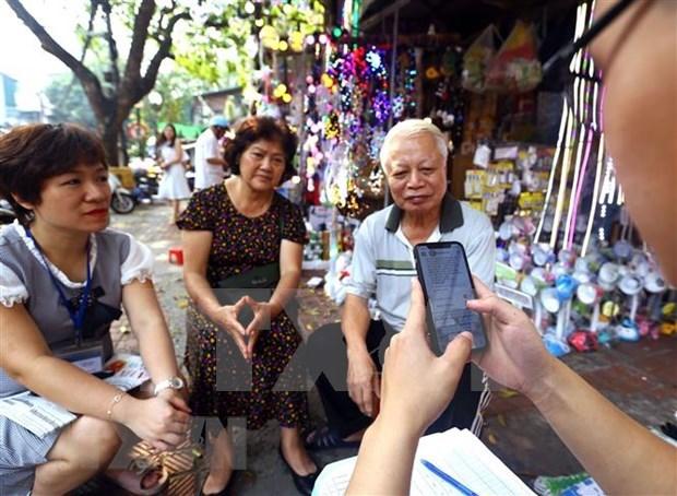 Aceleran establecimiento de Base de datos sobre poblacion de Vietnam hinh anh 1