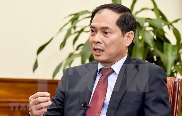Ratifica Canada apoyo a Vietnam en ano presidencial de ASEAN hinh anh 1