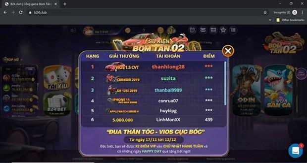 Experimenta Vietnam el boom de servicios de entretenimiento en linea hinh anh 1